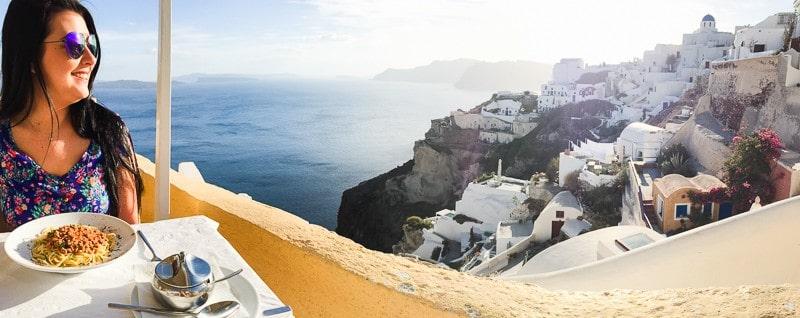 Santorini Oia Travel Guide Reccomendations Honeymoon Colourful Place Greece_-7