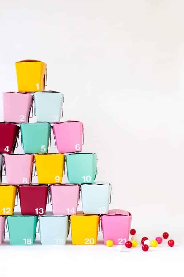 DIY-Take-Out-Box-Advent-Calendar