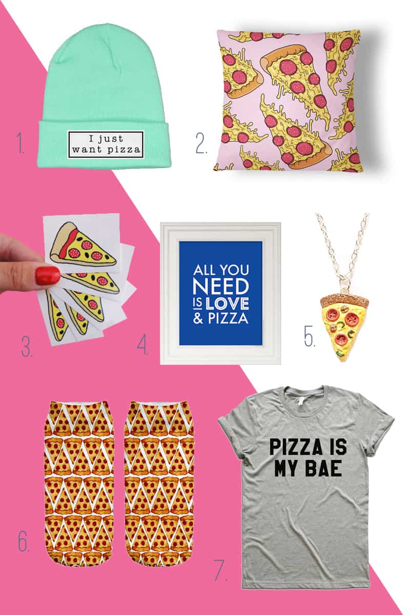 Pizza Lover Christmas Gift Guide Couple