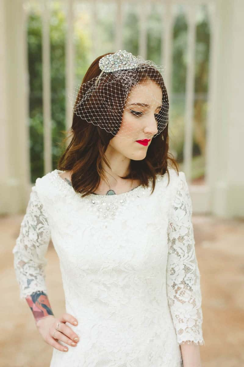 Announcing the new Crown & Glory and Rock n Roll Bride Veil collection (12)
