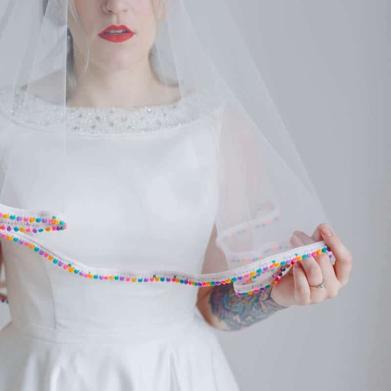 Announcing the new Crown & Glory and Rock n Roll Bride Veil collection (5)
