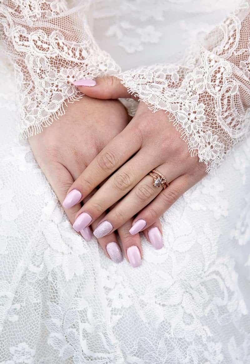 Spring style wedding inspiration skull theme scheme pastel colours modern_-34