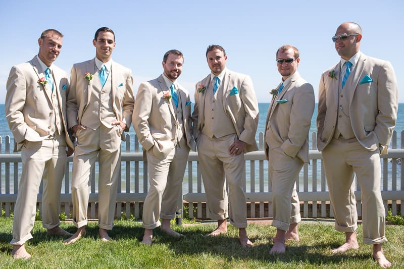 A COLOURFUL CAPE COD WEDDING ON THE BEACH (10)