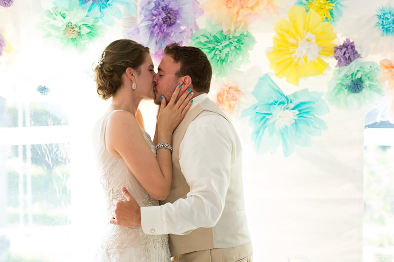 A COLOURFUL CAPE COD WEDDING ON THE BEACH (18)