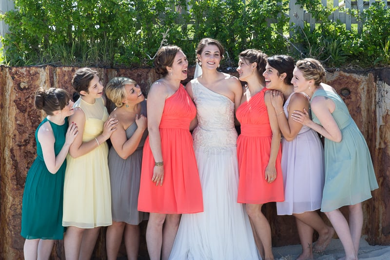 A COLOURFUL CAPE COD WEDDING ON THE BEACH (9)