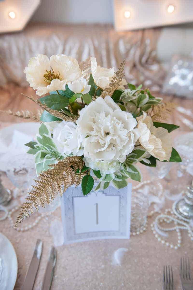 VAUDEVILLE VALENTINE Wedding inspiration Art Deco 1920s theme broadway bright lights and feathers_-3