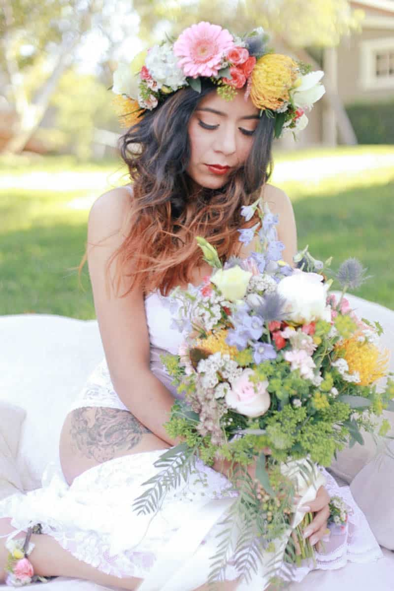 WHY ELOPING IS BETTER THAN A WEDDING - STYLED INTIMATE BOHEMIAN ELOPEMENT (6)