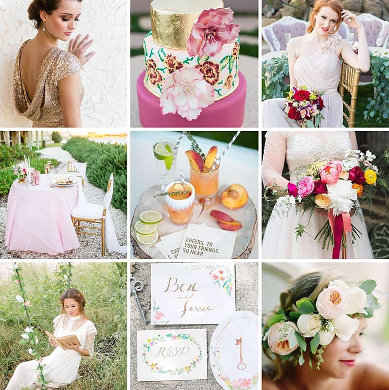 Story Board Wedding