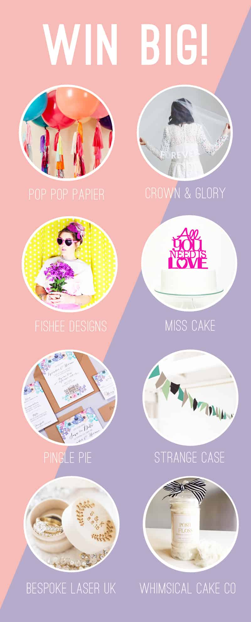 Win A Wedding Bundle Goodies Competition