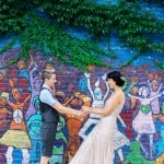 IF YOU HAVE A THING FOR WALL MURALS, YOU'LL LOVE THESE COUPLES PORTRAITS!