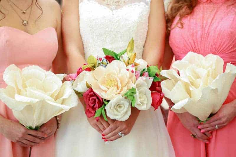 MODERN ALICE IN WONDERLAND THEMED WEDDING (15)