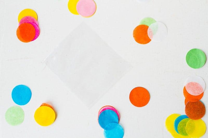 Slogan Confetti Bags-1