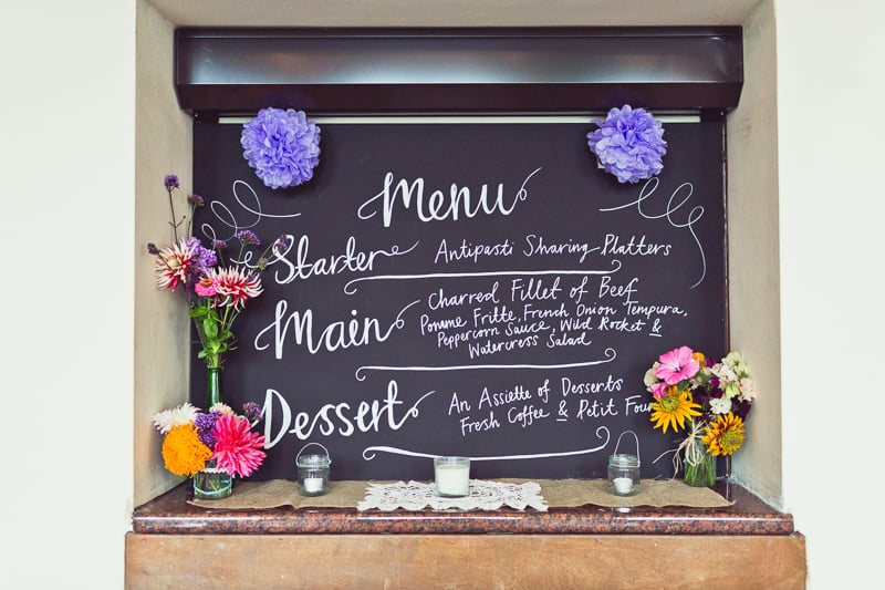 THIS CUTE DIY WEDDING IN A VILLAGE HALL IS EVERY CRAFTER'S DREAM! (14)