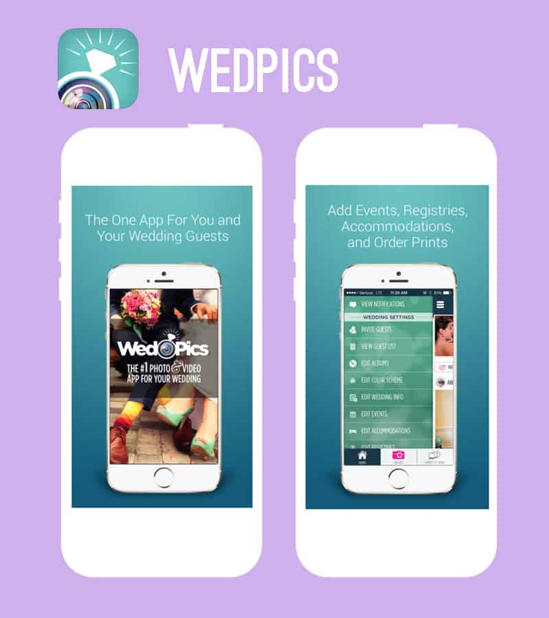 5 COOL WEDDING APPS YOU DIDN'T EVEN KNOW EXISTED