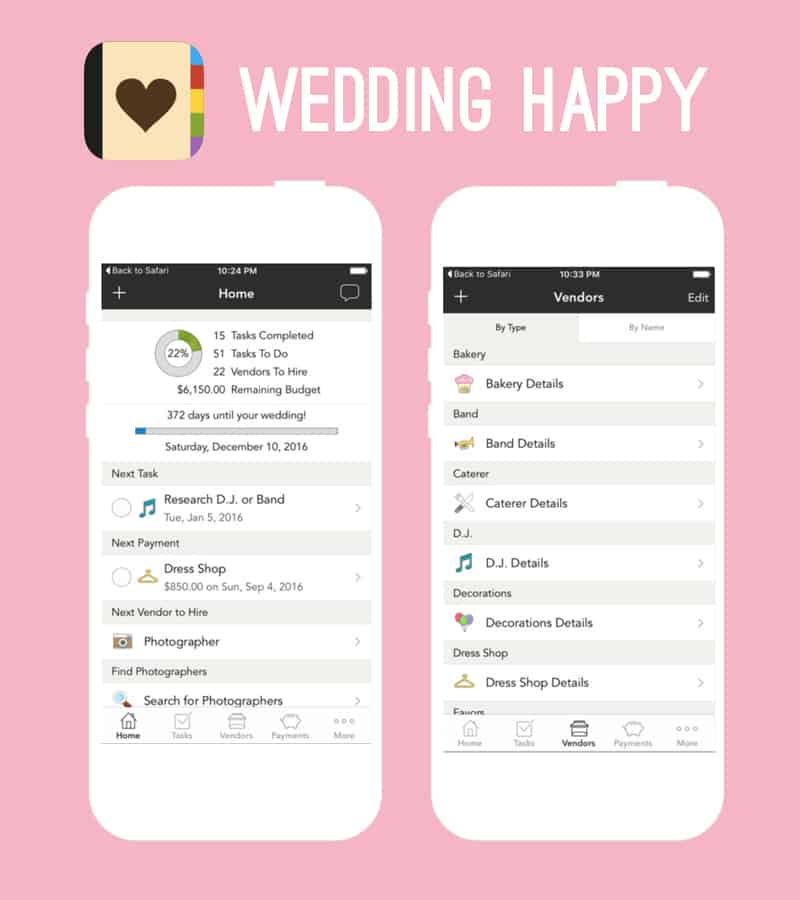 5 cool wedding apps you didn39t even know existed With wedding photo app free