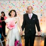 THIS FUN SCIENCE THEMED WEDDING TAKES OUR LOVE OF COLOUR TO AN ENTIRELY NEW LEVEL
