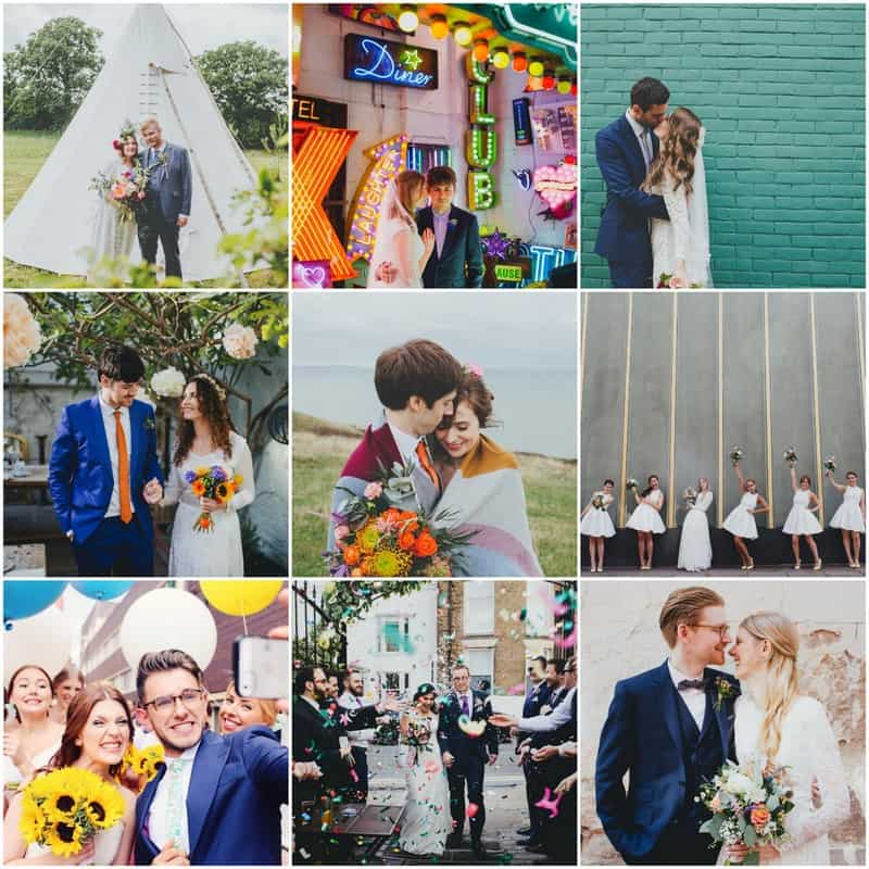 FOLLOW DALE WEEKS ON INSTAGRAM WEDDING PHOTOGRAPHER