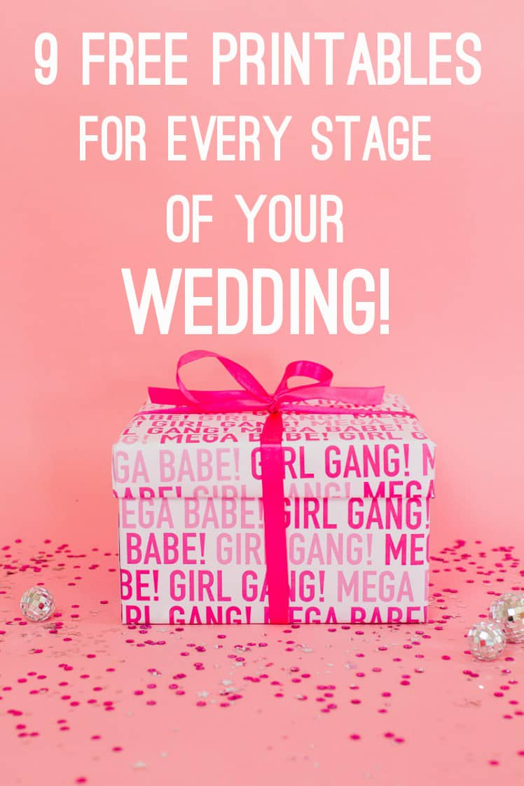 DIY-Hen-Party-Kit-Girl-Gang-Fun-Box-Pink-Free-Printable-Wrapping-Paper-Gift-Wrap-Goodies-2