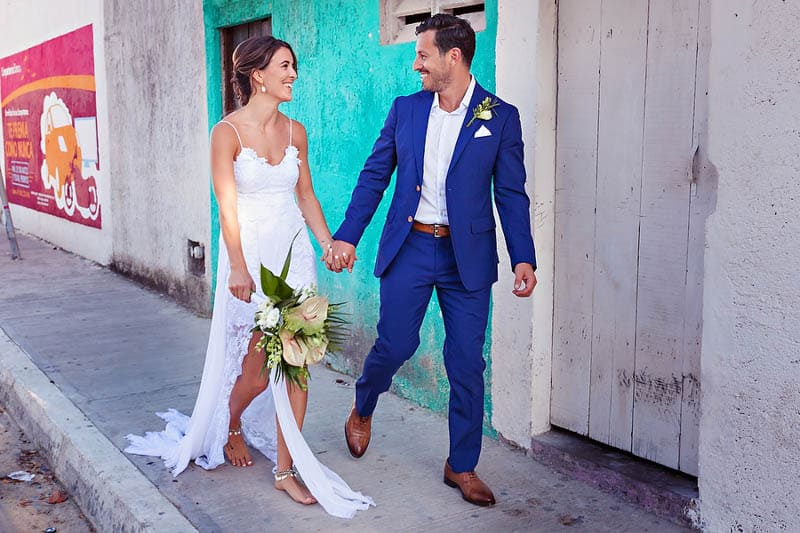 RELAXED BEACH WEDDING IN TULUM (10)