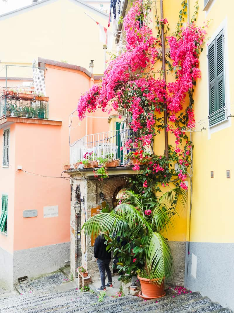 Cinque Terre Travel Guide Train Hiking Italy Information Advice Reccomendation Colourful_-19