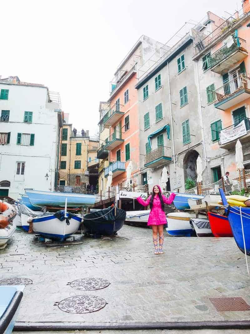 Cinque Terre Travel Guide Train Hiking Italy Information Advice Reccomendation Colourful_-36