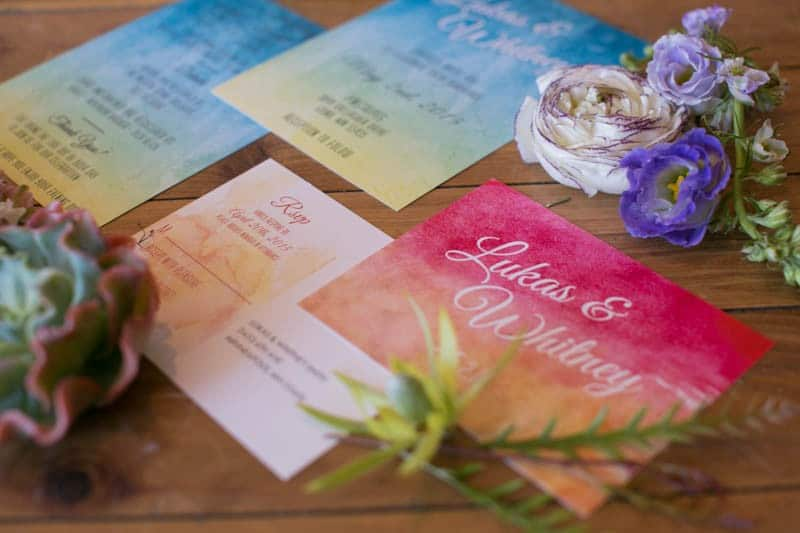 ARTIST WATERCOLOR WEDDING IDEAS (3)