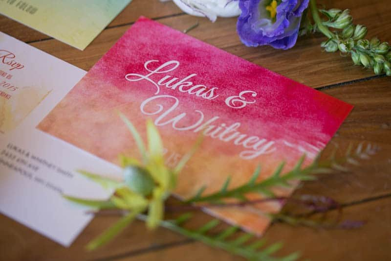 ARTIST WATERCOLOR WEDDING IDEAS (4)