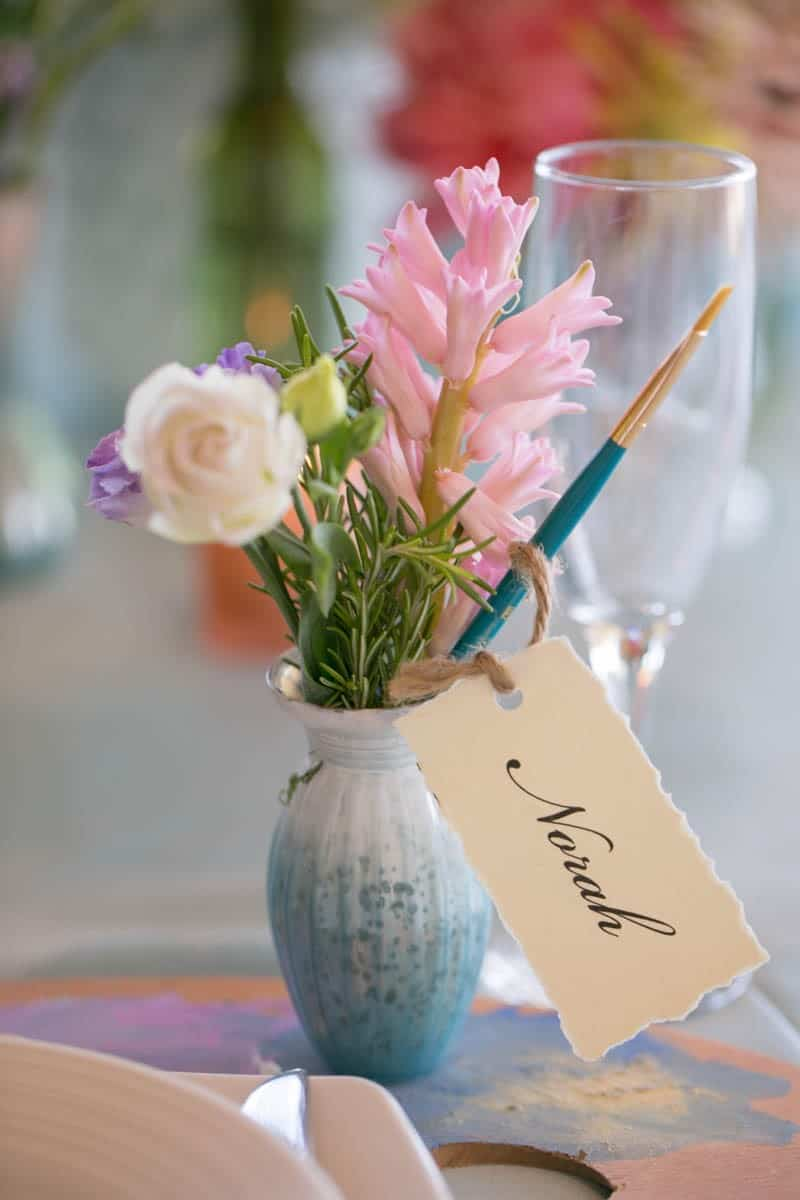 ARTIST WATERCOLOR WEDDING IDEAS (9)