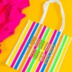 DIY BRIDE TRIBE TOTE BAGS FOR ALL YOUR GAL PALS!