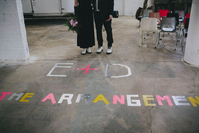 Historic Buffalo Warehouse Wedding