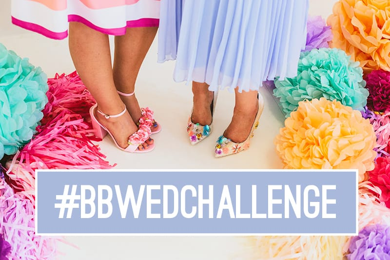 Wedding Instagram Challenge Bespoke Bride BBWEDCHALLENGE