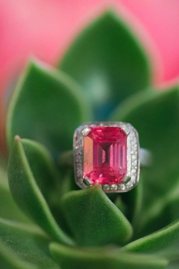 BOLD & VIBRANT HOT PINK CORAL BOHEMIAN STYLING WEDDING IDEAS (24)