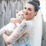HAPPY #INTERNATIONALCATDAY! 5 BRIDES THAT INVITED THEIR FELINE FRIENDS TO BE PART OF THEIR SPECIAL DAY