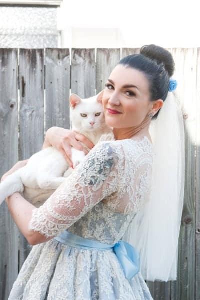 Cats at Weddings 1