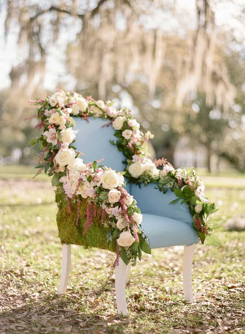 floral spring bridal shower ideas 3