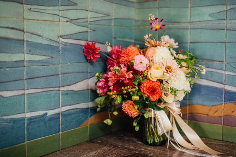 INTIMATE DIY HANDCRAFTED WEDDING IN A BREWERY (2)