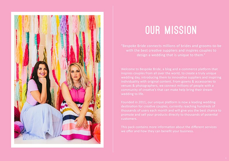 Page 2a Our Mission