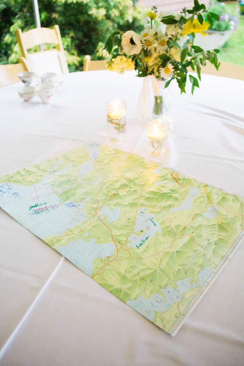 QUINTESSENTIALLY BRITISH & INTIMATE LAKESIDE WEDDING IN MAINE (21)