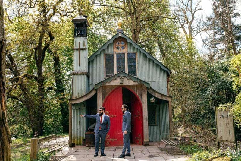 story book themed wedding at walcot hall, shropshire (13)