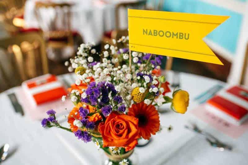 story book themed wedding at walcot hall, shropshire (3)