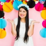 HOW TO CREATE YOUR OWN COLOURFUL HONEYCOMB BACKDROP