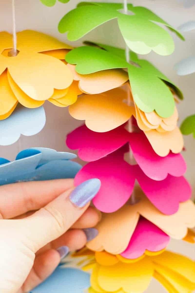 diy-floral-flower-backdrop-bright-colourful-altar-photobooth-cascading-modern-fun-wedding-1