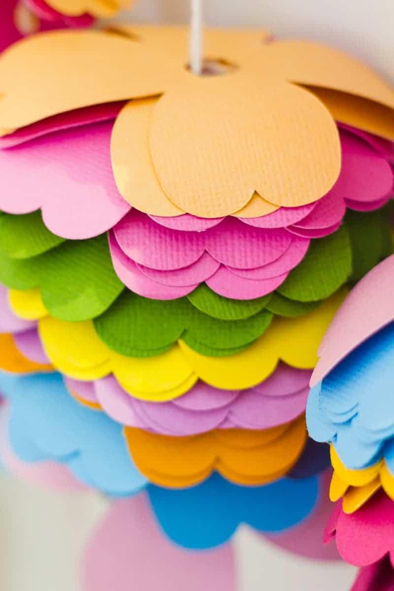 diy-floral-flower-backdrop-bright-colourful-altar-photobooth-cascading-modern-fun-wedding-5