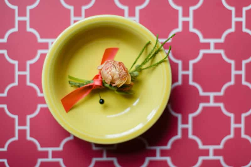 fun-colourful-yellow-coral-peach-wedding-and-bridal-shower-ideas-11