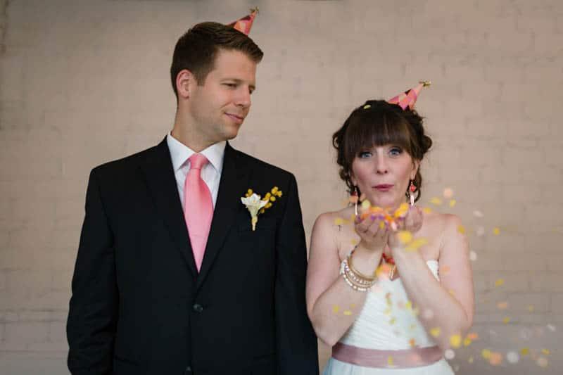 fun-colourful-yellow-coral-peach-wedding-and-bridal-shower-ideas-43