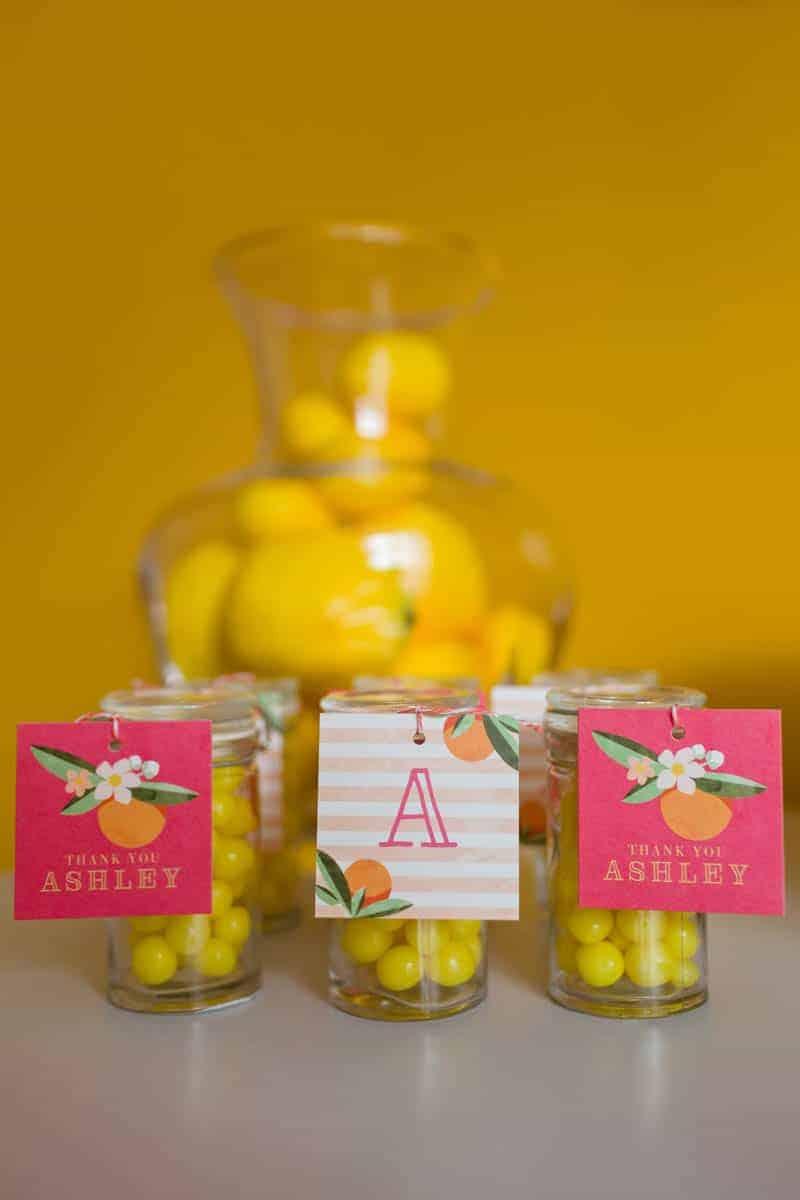 fun-colourful-yellow-coral-peach-wedding-and-bridal-shower-ideas-5