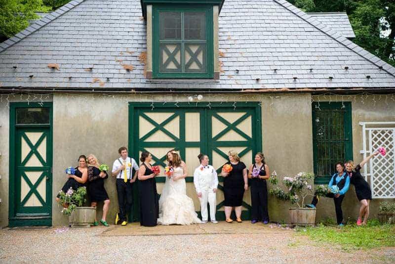 RAINBOW DOG RESCUE GAY WEDDING (17)