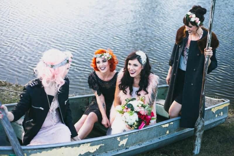 boat-unique-wedding-transportation-ideas