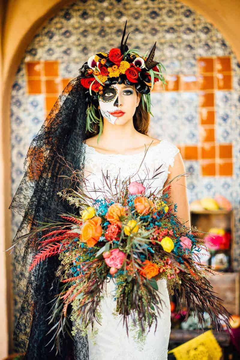 day-of-the-dead-halloween-wedding-ideas-14 – Bespoke-Bride: Wedding Blog