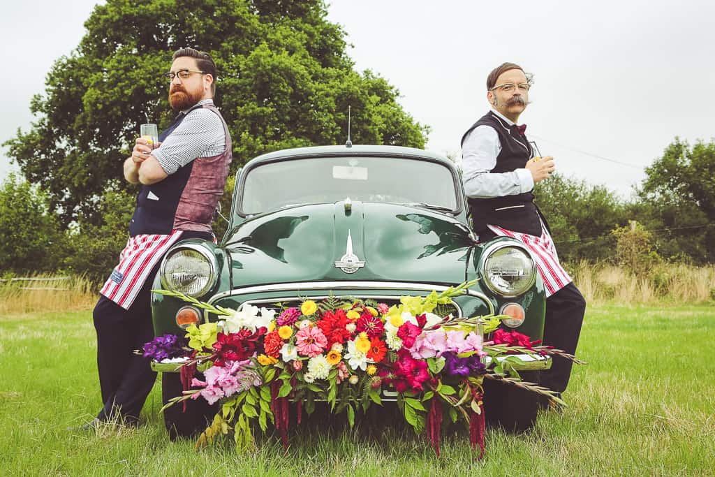 moris-minor-vintage-british-car-wedding-transportation